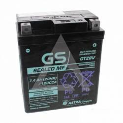 Batería GS GTZ8V