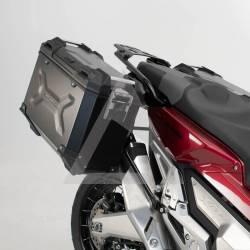 Maletas Laterales TRAX ION Negro 45/45 Honda X-ADV 17-20 SW-Motech